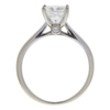 1.25 ct. Cushion Cut Solitaire Ring, I, VS2 #4
