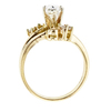 1.11 ct. Marquise Cut Solitaire Ring #3