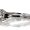 1.12 ct. Round Cut Solitaire Ring #3