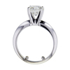 1.40 ct. Round Cut Solitaire Ring #3