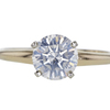 1.20 ct. Round Cut Solitaire Ring #1