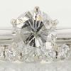 1.42 ct. Round Cut Bridal Set Ring #1