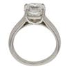 2.79 ct. Asscher Cut Bridal Set Tiffany & Co. Ring, G, VS1 #4