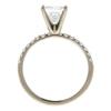 1.5 ct. Princess Cut Bridal Set Ring, I, VS2 #4