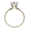 1.52 ct. Round Cut Solitaire Ring, D, I1 #4