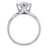 1.63 ct. Round Cut Solitaire Ring, D, VS1 #3