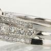 1.50 ct. Round Cut Bridal Set Ring #3