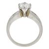 1.08 ct. Pear Cut Bridal Set Ring, F-G, I1 #2