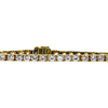 Round Cut Tennis Bracelet, G-H, SI2-I1 #2