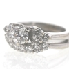.70 ct. Round Cut Bridal Set Ring #3