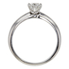 0.58 ct. Round Cut Solitaire Tiffany & Co. Ring, E, VS1 #4