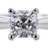 1.02 ct. Radiant Cut Bridal Set Ring #4
