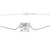 1.45 ct. Round Cut Pendant Tiffany & Co. Necklace, E, VVS2 #3