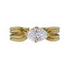 0.80 ct. Marquise Cut Solitaire Tiffany & Co. Ring, E, VS1 #3