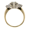 1.23 ct. Marquise Cut 3 Stone Ring #2