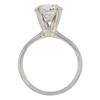 1.70 ct. Round Cut Solitaire Ring, I, I2 #3