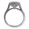 2.1 ct. TIFFANY & CO. TIFFANY LEGACY® Cushion Modified Brilliant Cut diamond engagement ring, G, VVS1 #2