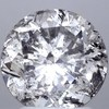 3.51 ct. Round Cut Loose Diamond, Fancy, I2 #1