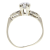0.63 ct. Round Cut Ring, G-H, VS1 #2
