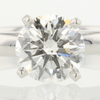 1.44 ct. Round Cut Solitaire Ring #1