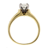 0.95 ct. Round Cut Solitaire Ring #3