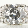 2.00 ct. European Cut Ring #1