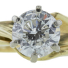 1.54 ct. Round Cut Solitaire Ring, J, I2 #4
