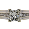 1.50 ct. Princess Cut Solitaire Ring #3