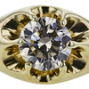 2.76 ct. Round Cut Solitaire Ring, M-Z, SI2 #4