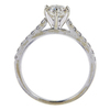 1.01 ct. Round Cut Solitaire Ring, J, VS2 #3