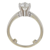 0.78 ct. Round Cut Solitaire Ring, H, VS2 #4