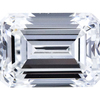 1.01 ct. Emerald Cut Solitaire Ring, E, VS1 #1