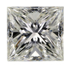 2.06 ct. Princess Cut Solitaire Ring #2