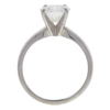 1.61 ct. Transitional Cut Solitaire Ring, I-J, I3 #2