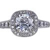 1.58 ct. Cushion Cut Loose Diamond, D, SI1 #4