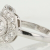 0.68 ct. Round Cut 3 Stone Ring #2