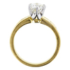 1.50 ct. Round Cut Solitaire Ring, G, SI2 #2