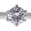 0.64 ct. Round Cut Bridal Set Ring, E, SI1 #4
