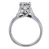 1.50 ct. Round Cut Bridal Set Ring, I, SI2 #2