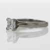 1.16 ct. Princess Cut Solitaire Ring #4