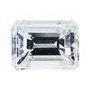 5.01 ct. Emerald Cut Solitaire Ring, H, SI2 #1