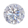 1.3 ct. Round Cut Loose Diamond, G, I1 #3