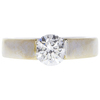1.0 ct. Round Cut Solitaire Ring, I, SI2 #3