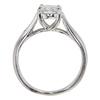 0.72 ct. Round Cut Bridal Set Ring, G, SI1 #4