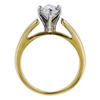 1.52 ct. Marquise Cut Solitaire Ring, H, I1 #2