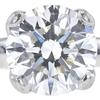 1.02 ct. Round Cut Bridal Set Ring, G, VS2 #4