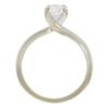 0.69 ct. Round Cut Bridal Set Ring, G-H, VS2 #3