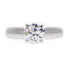 1.3 ct. Round Cut Solitaire Ring, G, VS1 #3