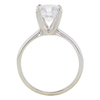 2.04 ct. Round Cut Solitaire Ring, D, I2 #4