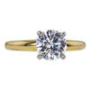 1.07 ct. Round Cut Solitaire Ring, G, SI2 #3